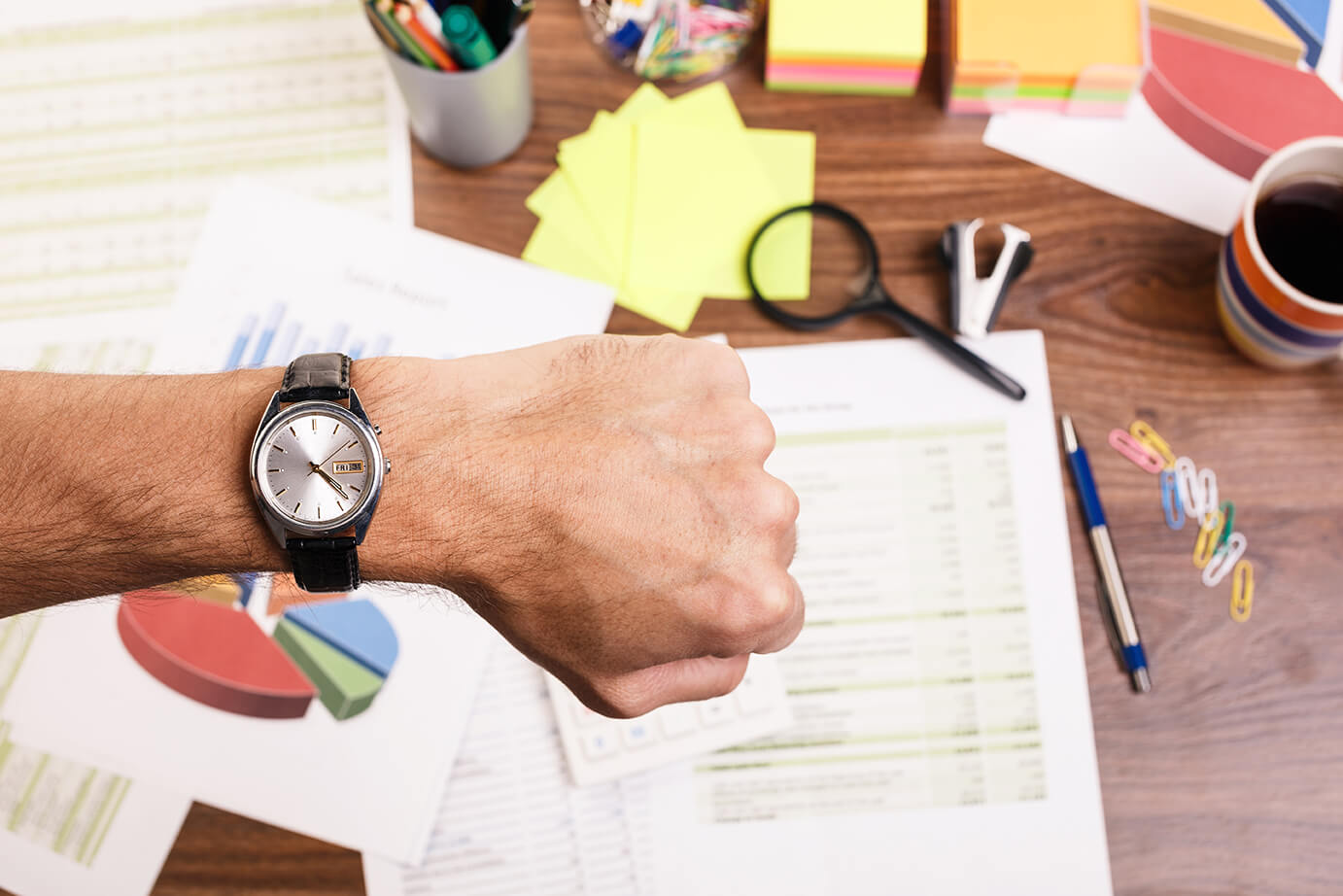 Five Ways to Make Your Team More Efficient.
