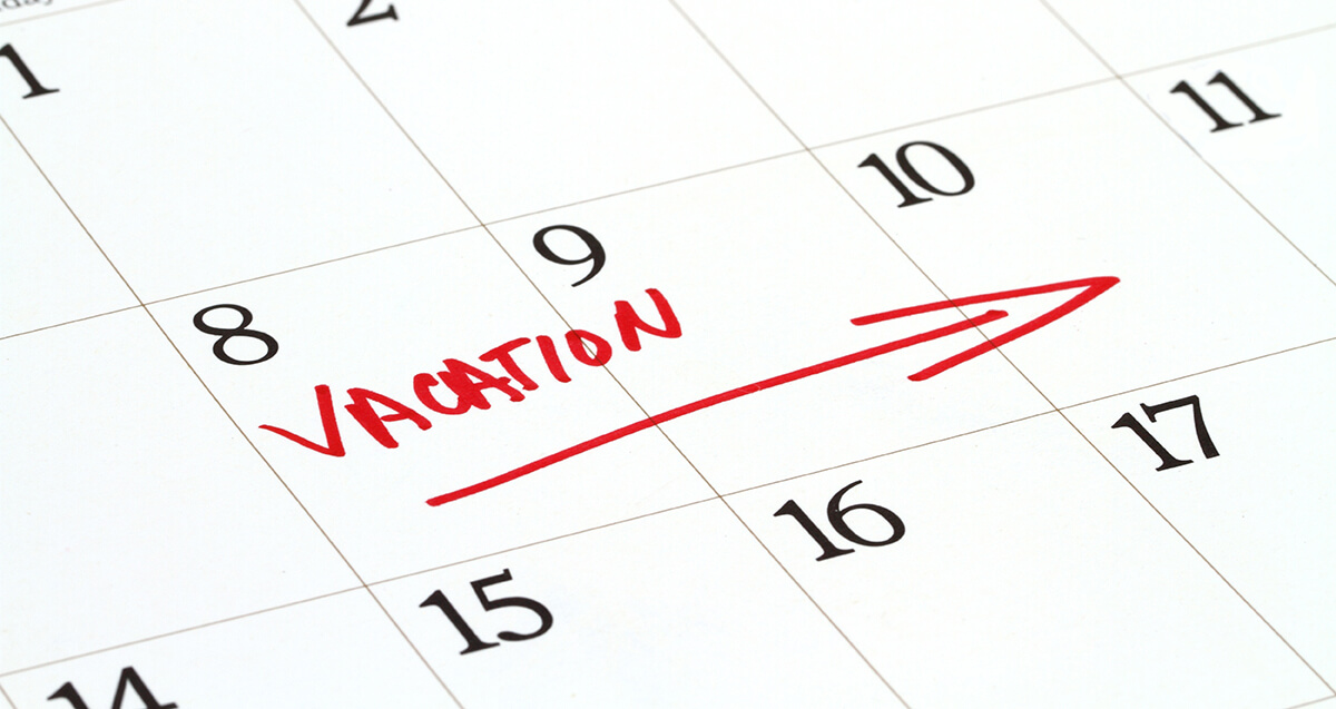 How to Prepare to Leave Work for a Vacation